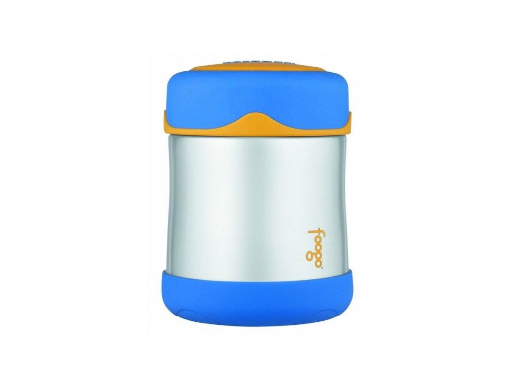 Thermos - kojenecká termoska na jídlo modrá