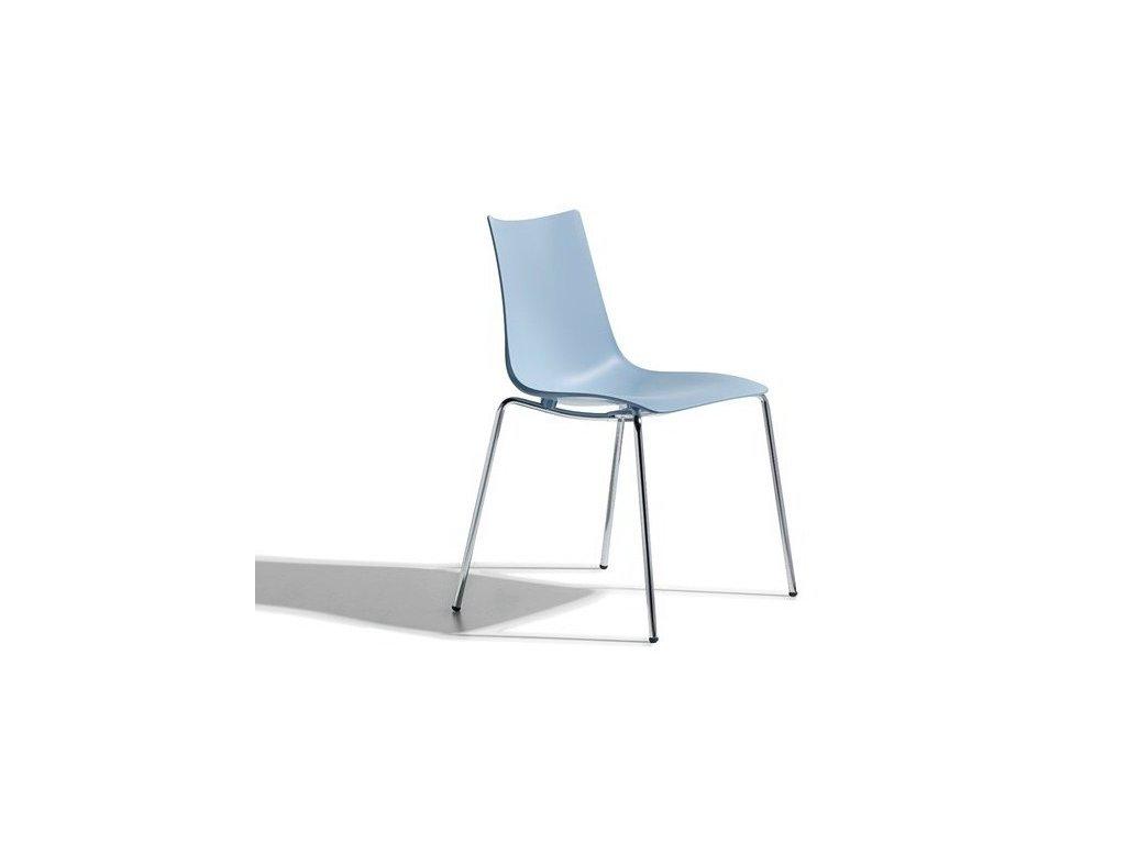 SCAB - židle ZEBRA technopolymer