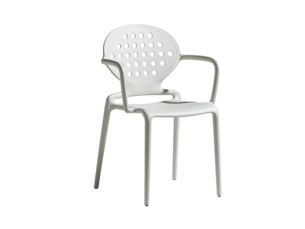 SCAB - židle COLETTE s područkami