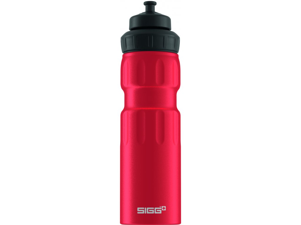 Lahev SIGG WMB Sports Red Touch 0,75 l