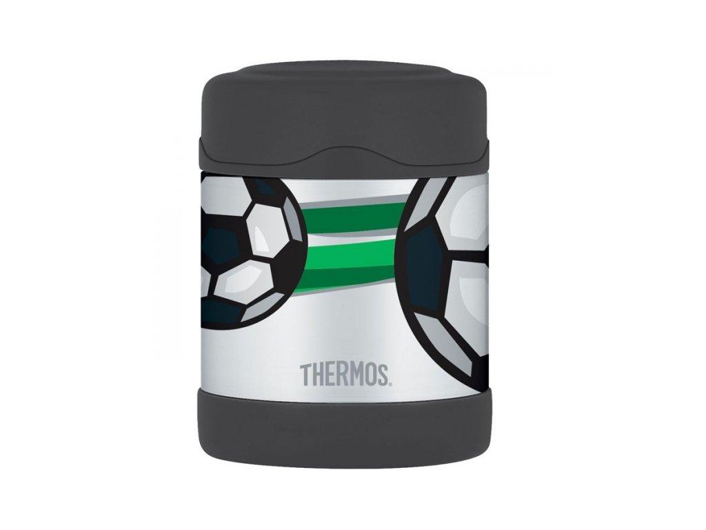 Thermos - Dětská termoska na jídlo - fotbal 40ae6b2315d