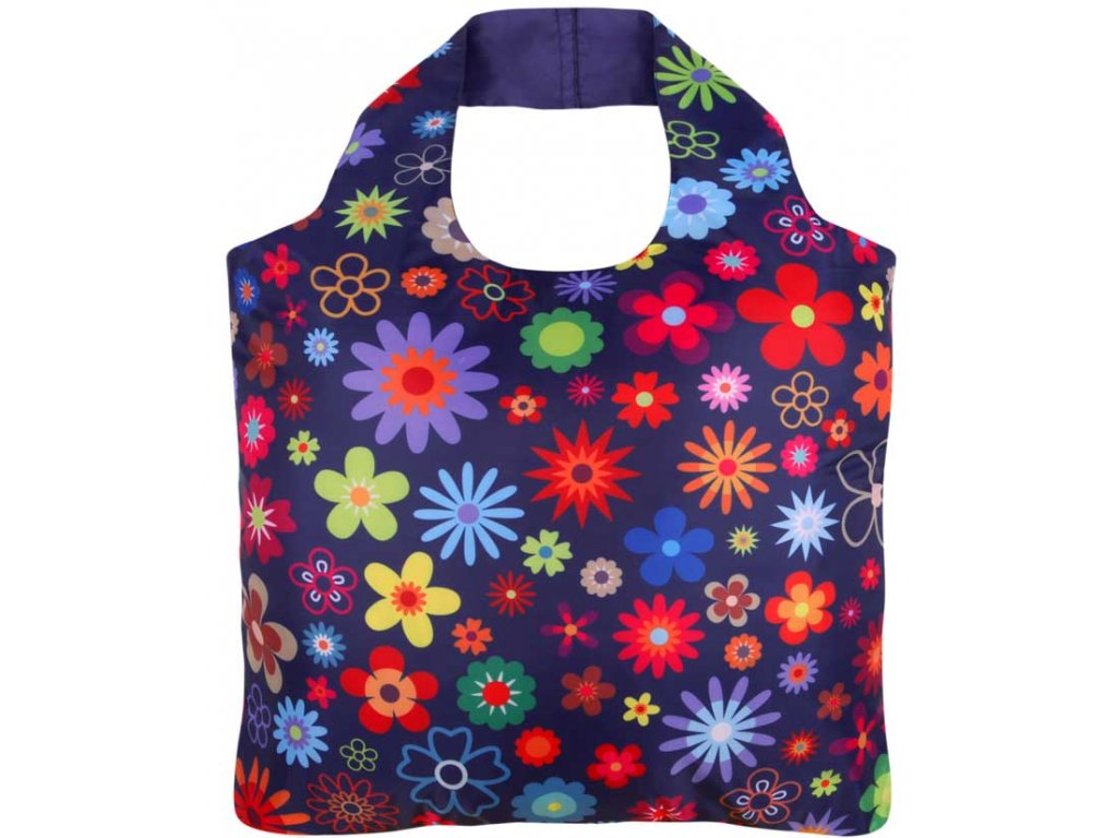 ECOZZ nákupní taška Crazy 1