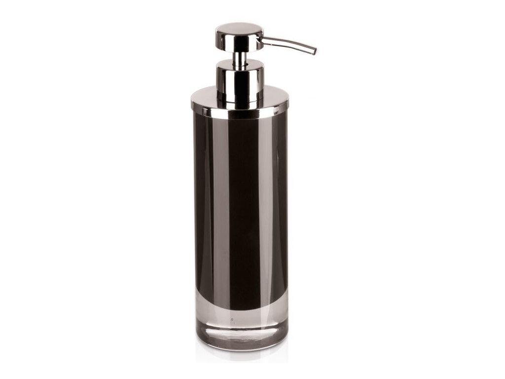 Möve - Shiny - dávkovač mýdla černý
