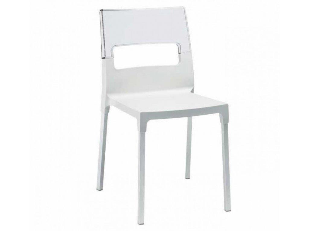 SCAB - plastová židle DIVA