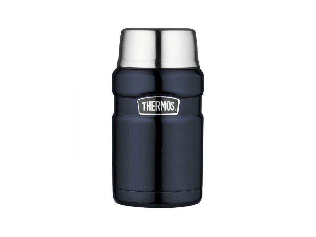 Thermos - termoska na jídlo 710 ml tmavě modrá