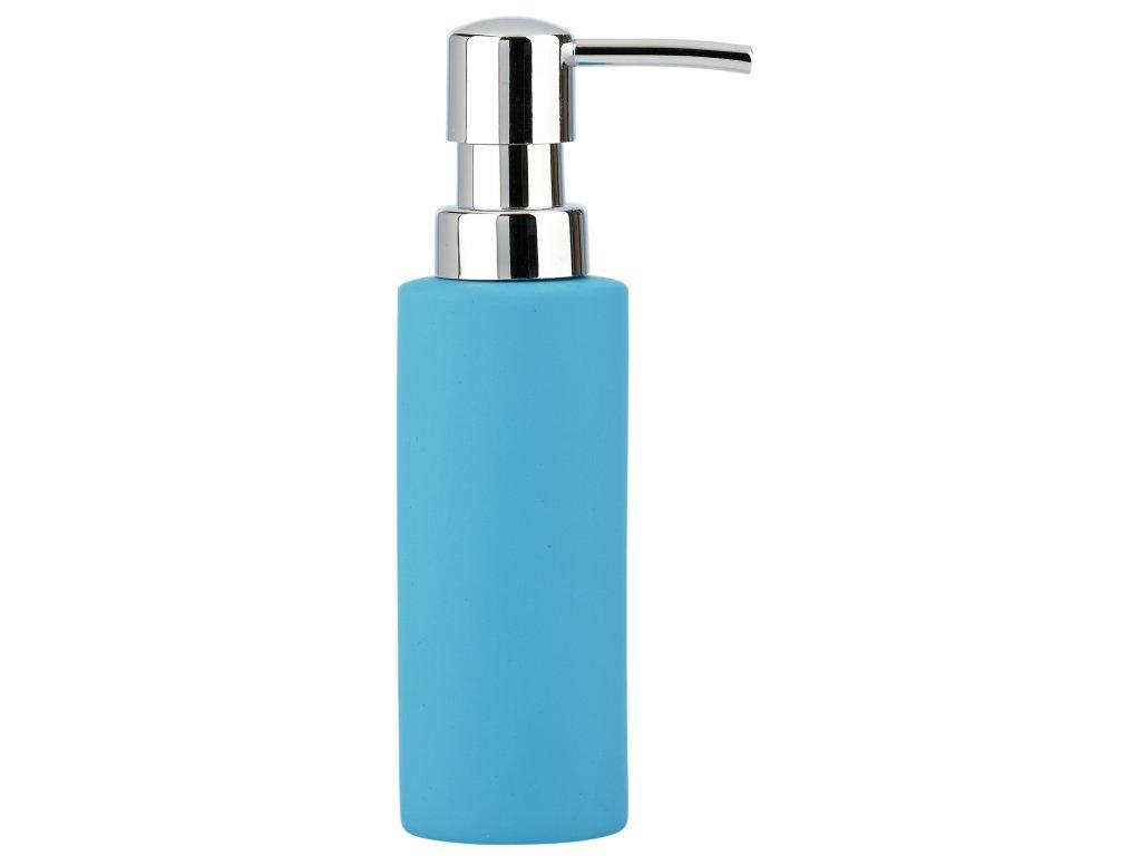 ZONE - dávkovač mýdla Cylinder tyrkysový