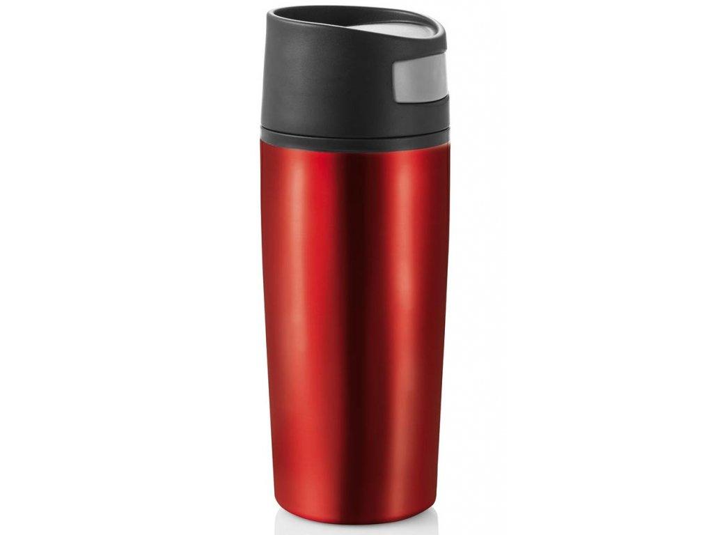XDDESIGN - termohrnek AUTO 400 ml červený