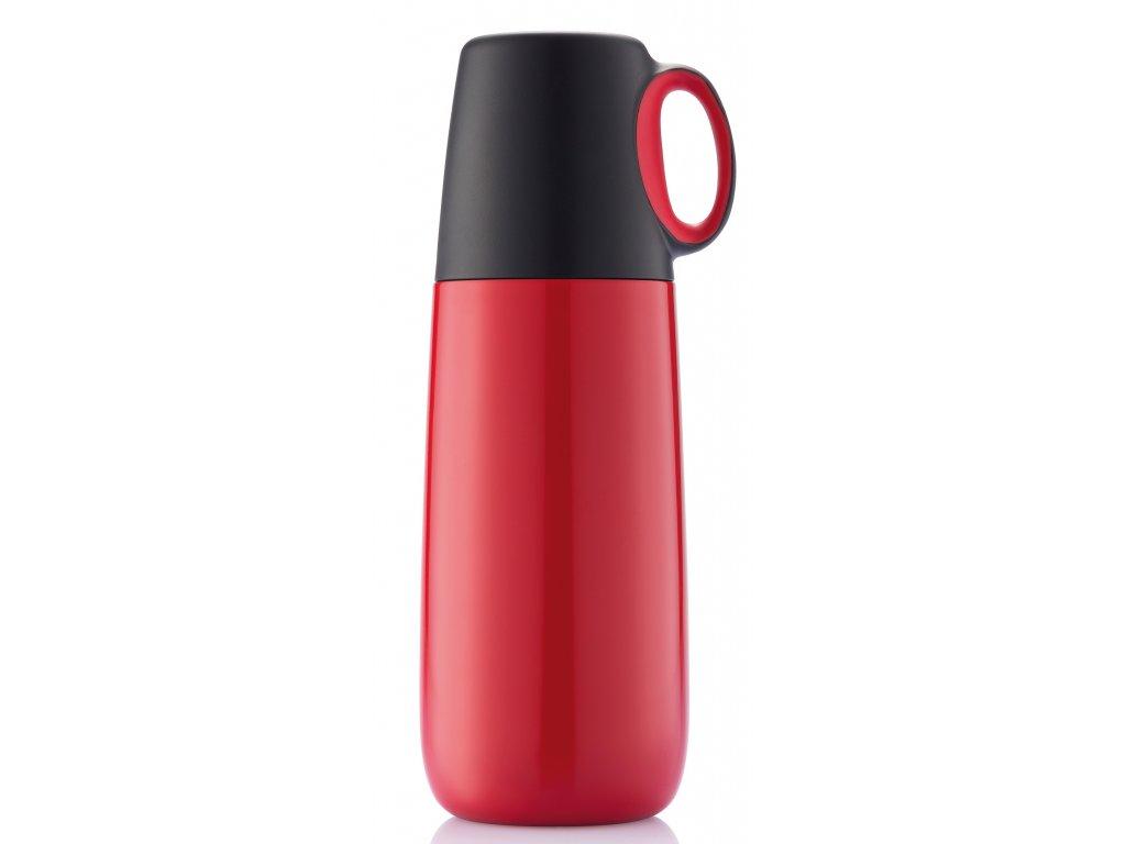 XD Design termoska BOPP HOT 600 ml červená