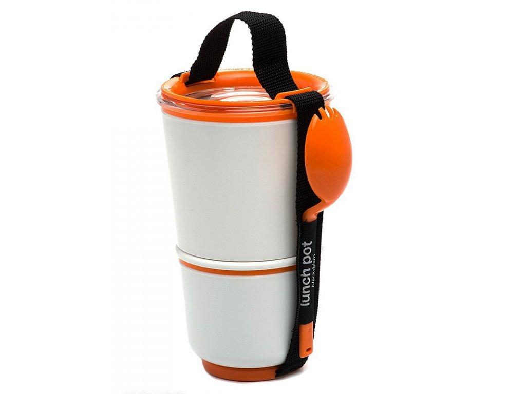 BLACK-BLUM box na jídlo Lunch Pot oranžový