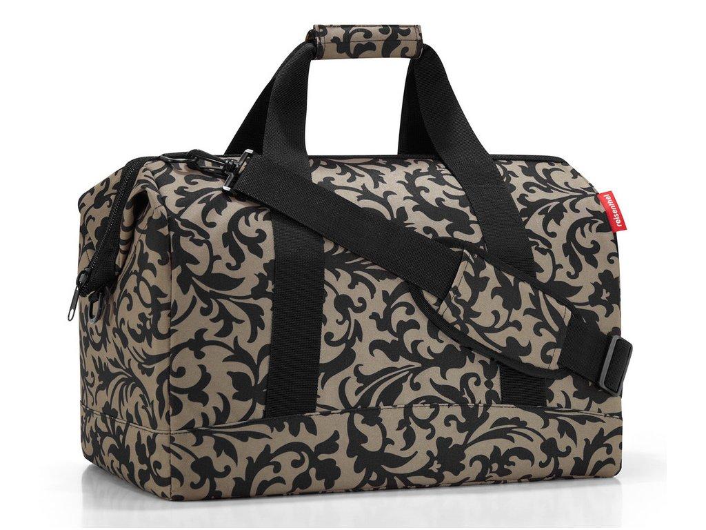 Reisenthel - cestovní taška Allrounder L baroque taupe