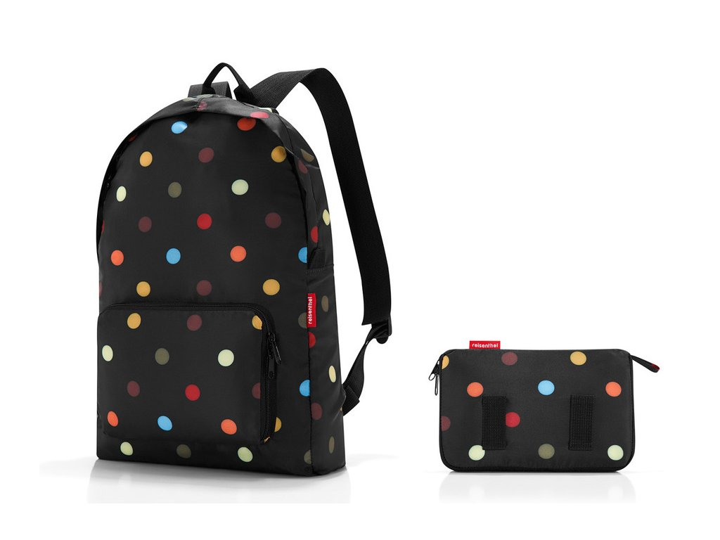 Reisenthel batoh Mini Maxi Rucksack dots