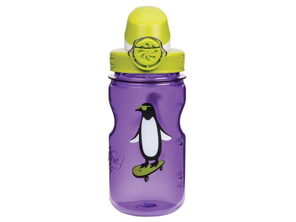 NALGENE - dětská láhev On The Fly 350 ml Penguin