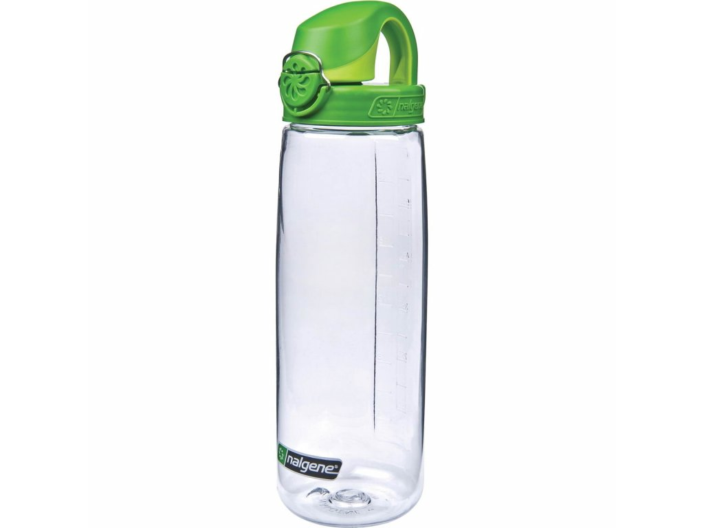NALGENE - láhev na pití On The Fly 650 ml Clear/Sprout