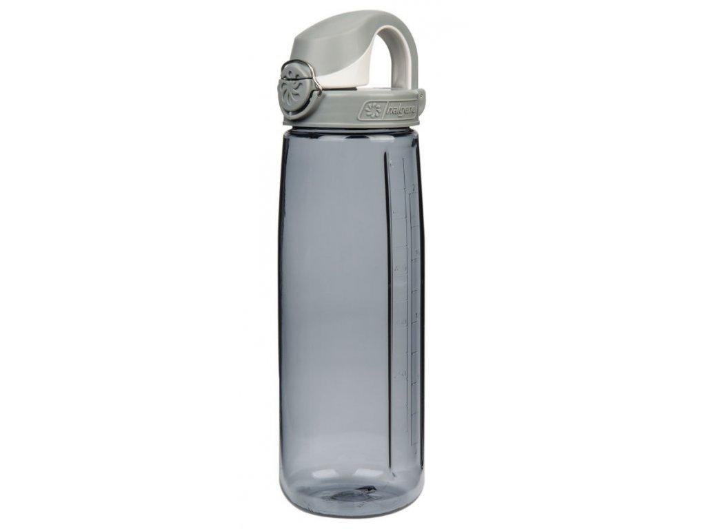 NALGENE - láhev na pití On The Fly 650 ml Grey
