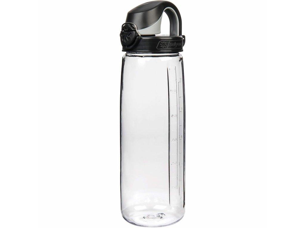 NALGENE - láhev na pití On The Fly 650 ml clear/black