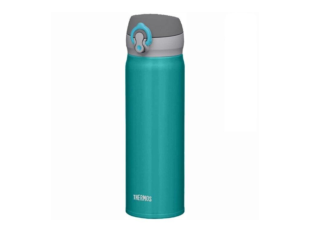 Thermos - mobilní termohrnek 470 ml tyrkysový