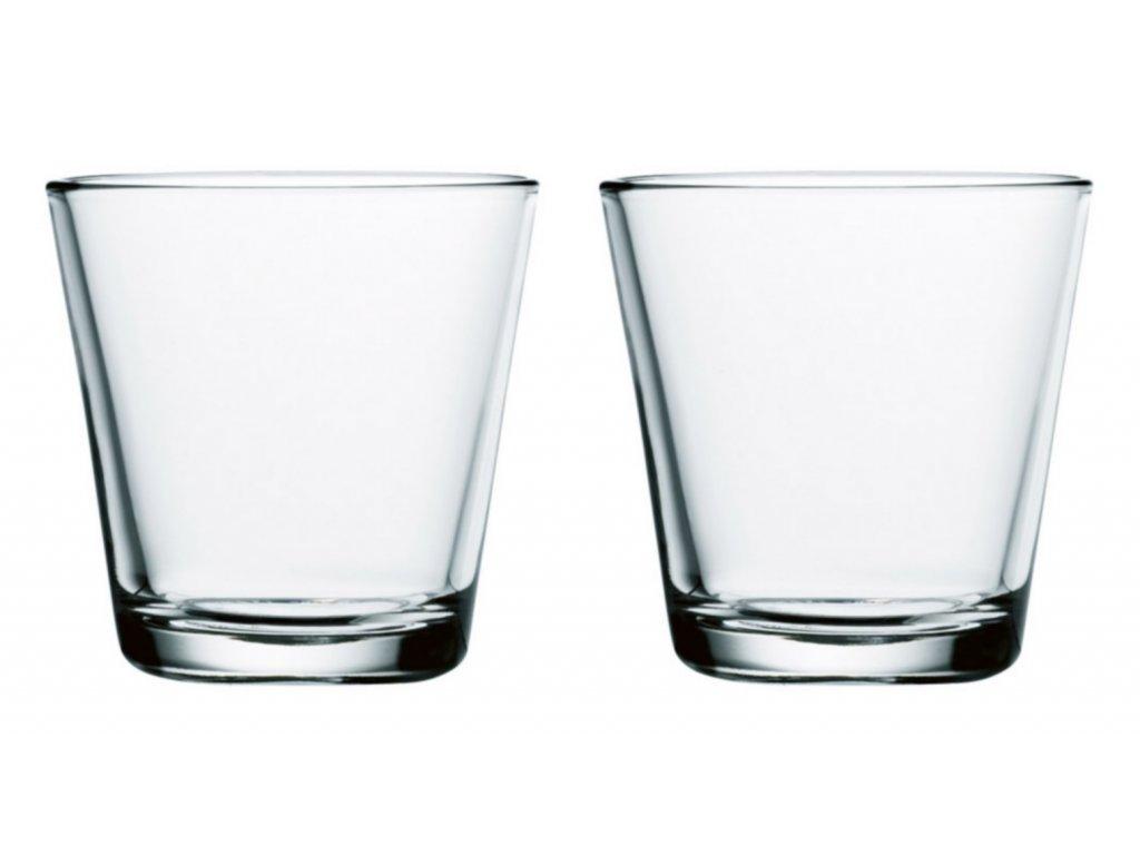Iittala - sklenička Kartio 21 cl set 2 ks