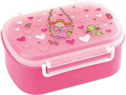 Sigikid  - princezna PINKY QUEENY box na svačinu