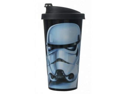 Star Wars termohrnek To Go Cup - Stormtrooper
