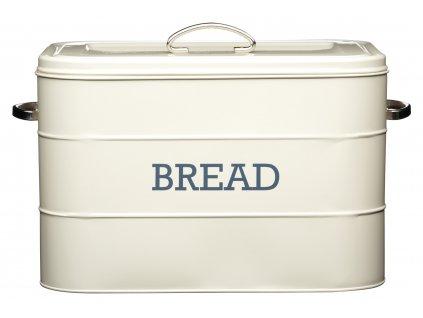 KITCHEN CRAFT chlebník Bread Bin krémový