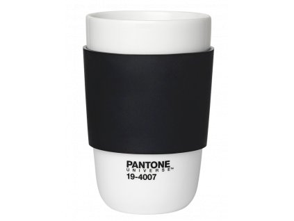PANTONE hrnek Cup Classic Anthracite