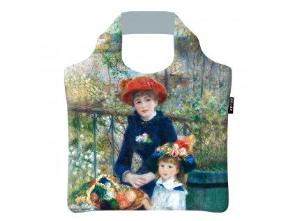 ECOZZ nákupní taška Two Sisters