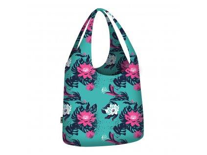 ECOZZ nákupní taška Little Big Bag Tropico