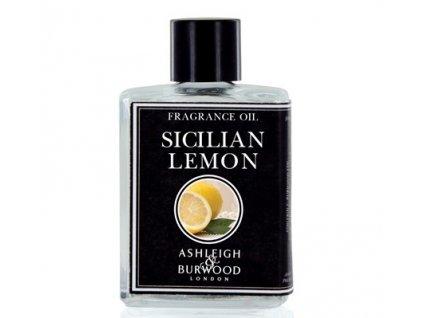 Ashleigh & Burwood - vonný olej do aromalampySICILIAN LEMON