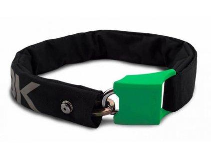 Hiplok zámek na kolo Original Black Reflective Green
