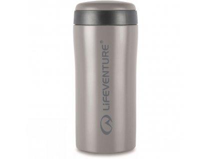 LifeVenture - termohrnek Thermal Mug šedý matný