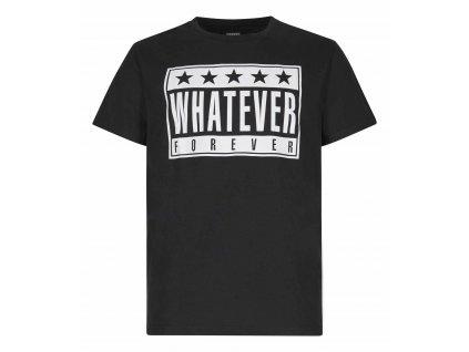 Harry Wilde pánské tričko černé