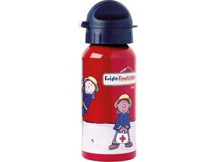 lahev pro děti s hasičem