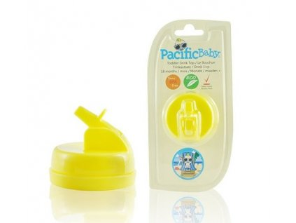 Pacific Baby pítko Drink top - 18m+ žluté
