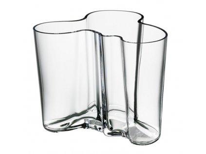 AALTO váza 120 mm čirá