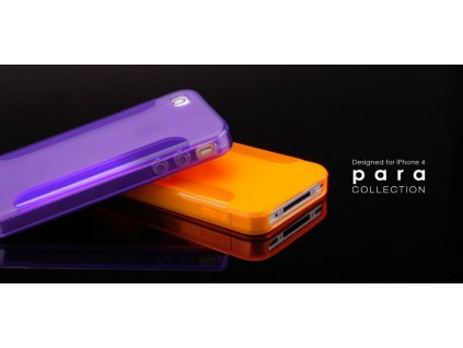 MORE Para Collection - kryt pro iPhone 4/4S