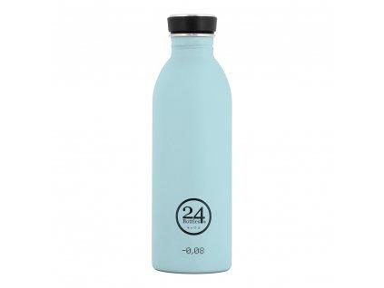 24Bottles - nerezová lahev Urban Bottle 500 ml Cloud Blue
