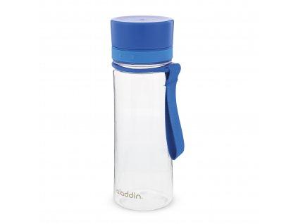 Aladdin plastová láhev na vodu Aveo 350 ml modrá