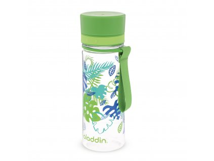 Aladdin - láhev na vodu Aveo new 350 ml zelená