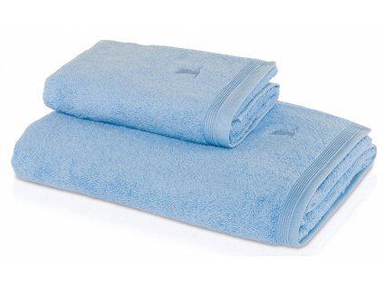 Möve - ručník Superwuschel akvamarín