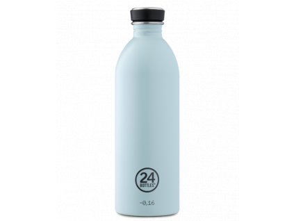 24Bottles - nerezová lahev Urban Bottle 1000 ml Cloud Blue