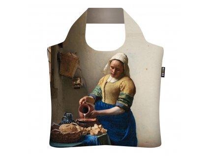 ECOZZ nákupní taška The Milkmaid