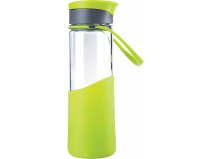 Aladdin - skleněná lahev MIGO ENJOY 500 ml zelená