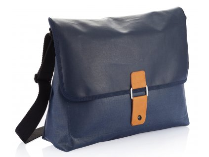 XD Design taška přes rameno PURE modrá
