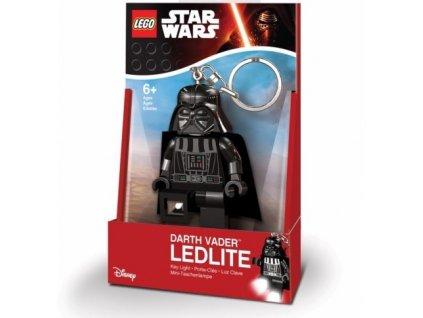 LEGO Star Wars svítící klíčenka Darth Vader