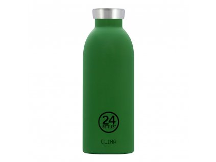 24Bottles - termolahev Clima Bottle Jungle Green 0,5l
