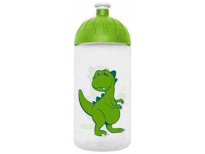 FreeWater plastová lahev 0,5l Dino transparentní
