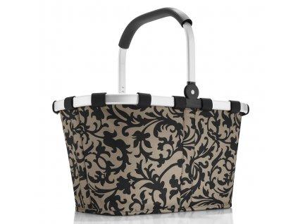 Reisenthel - nákupní košík Carrybag baroque taupe