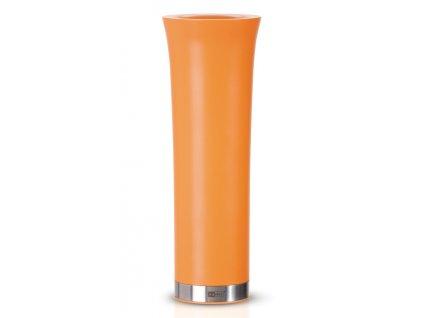 AdHoc - Gravitační mlýnek na pepř a sůl MILANO oranžový