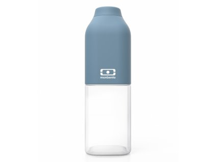 Monbento lahev na pití Positive M Denim 0,5l