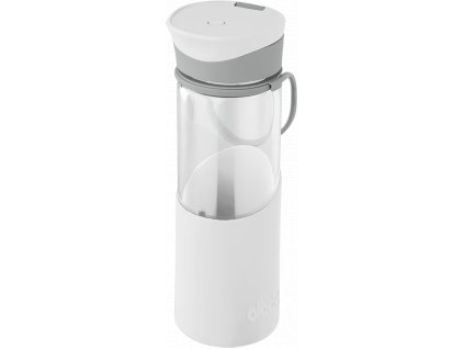Aladdin - skleněná lahev ENJOY 500 ml bílá